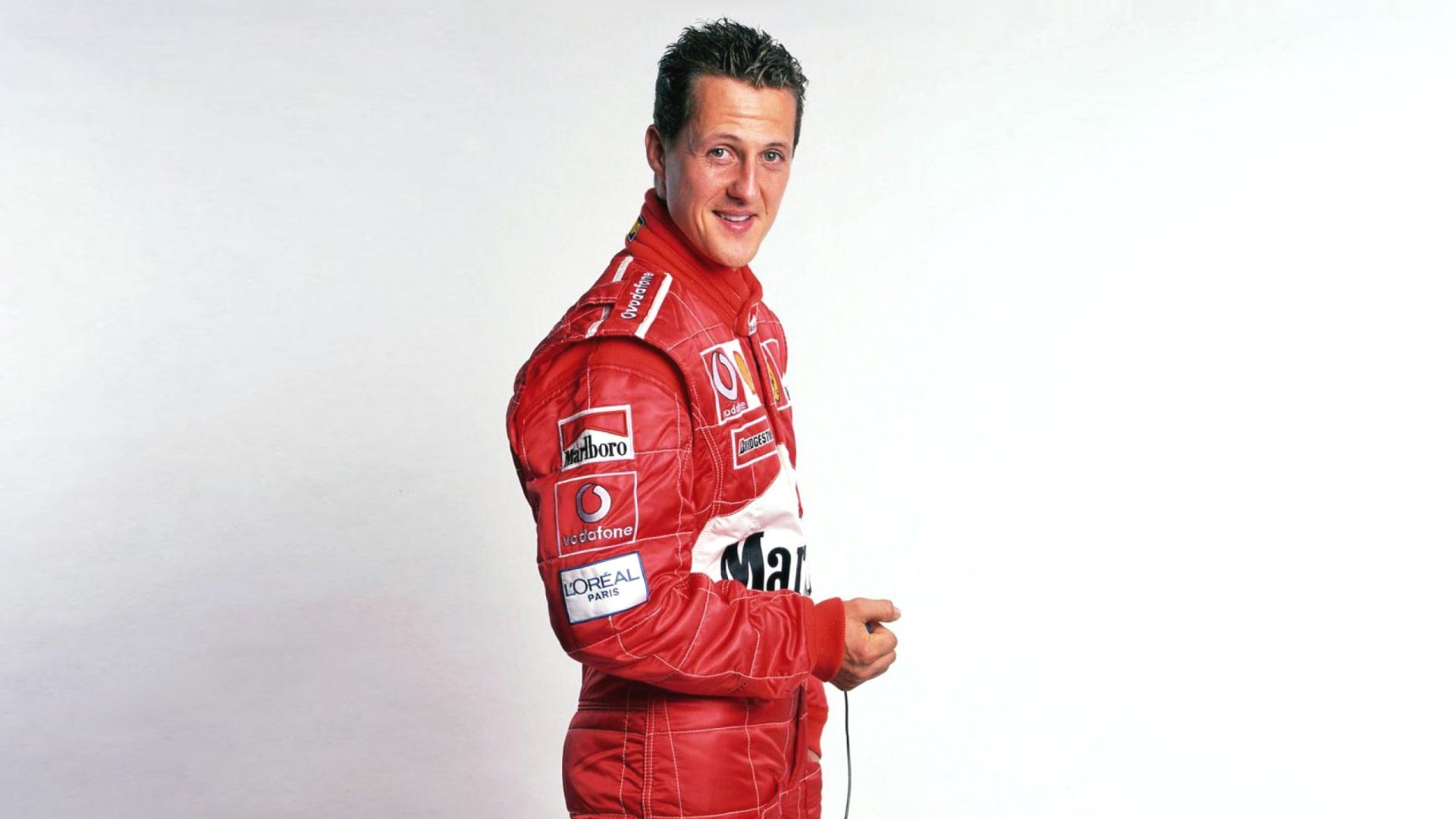 Is Michael Schumacher The Stig poster