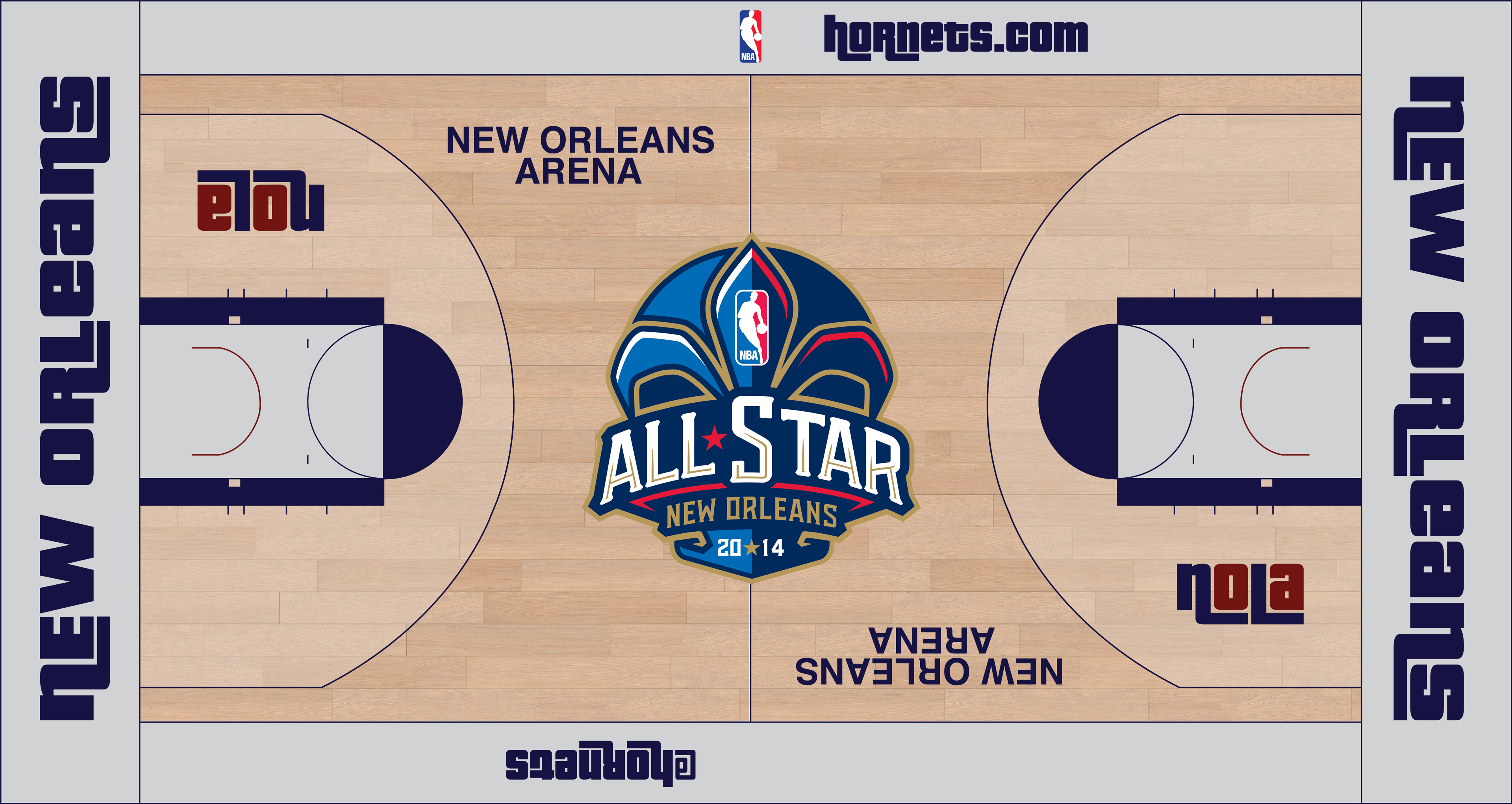 nba all star game 2014 packages