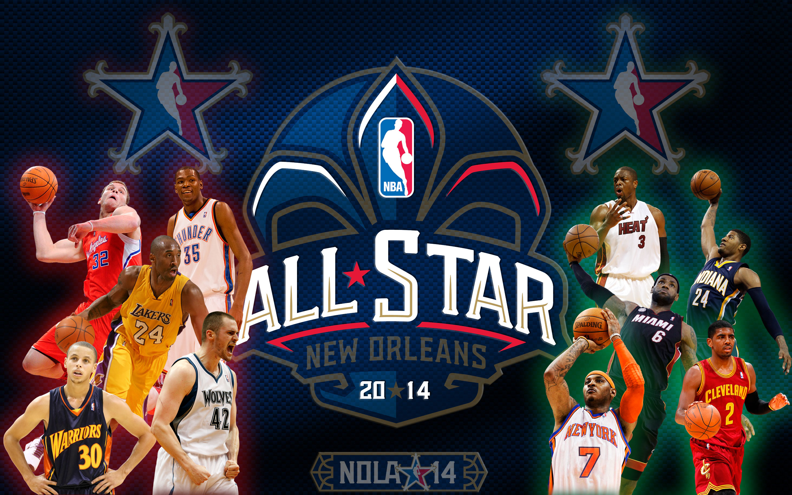 nba all star game 2014
