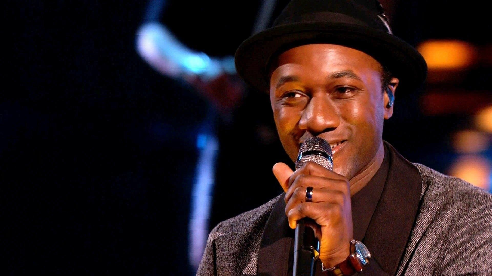The Man Aloe Blacc Wallpaper