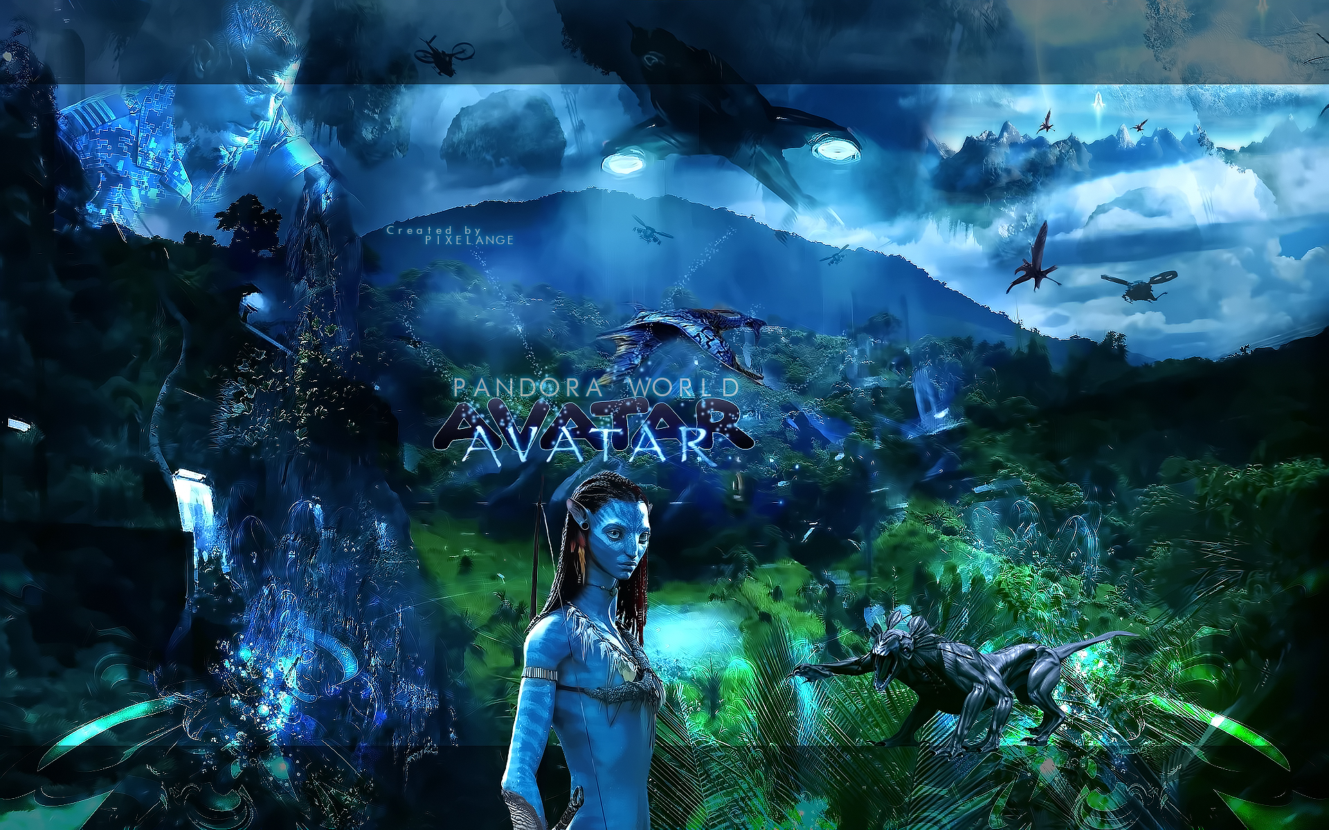 avatar poster & images