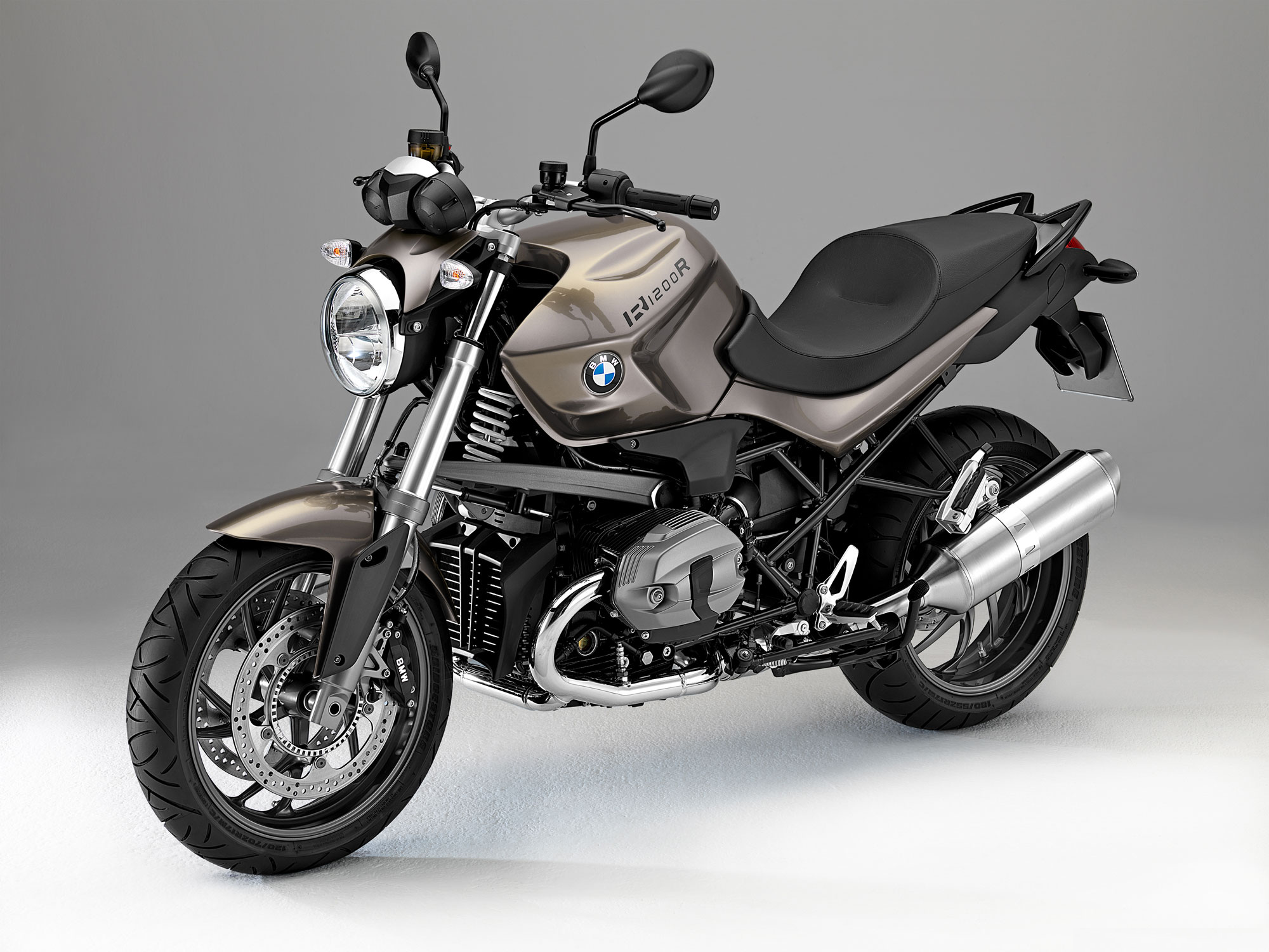 BMW R 1200 R Beautiful Sports Bikes