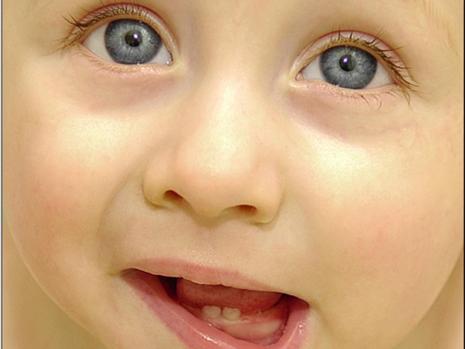Cute Baby Child Closeup Pic & Image