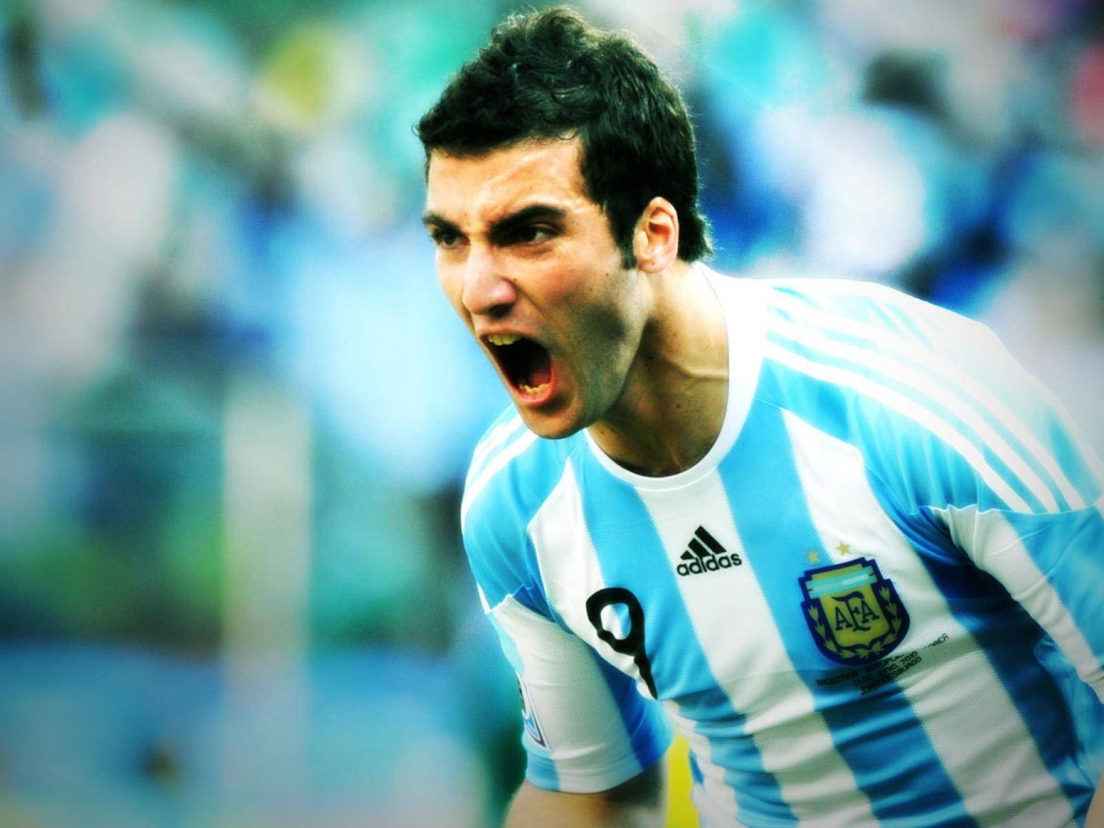 gonzalo higuain photo