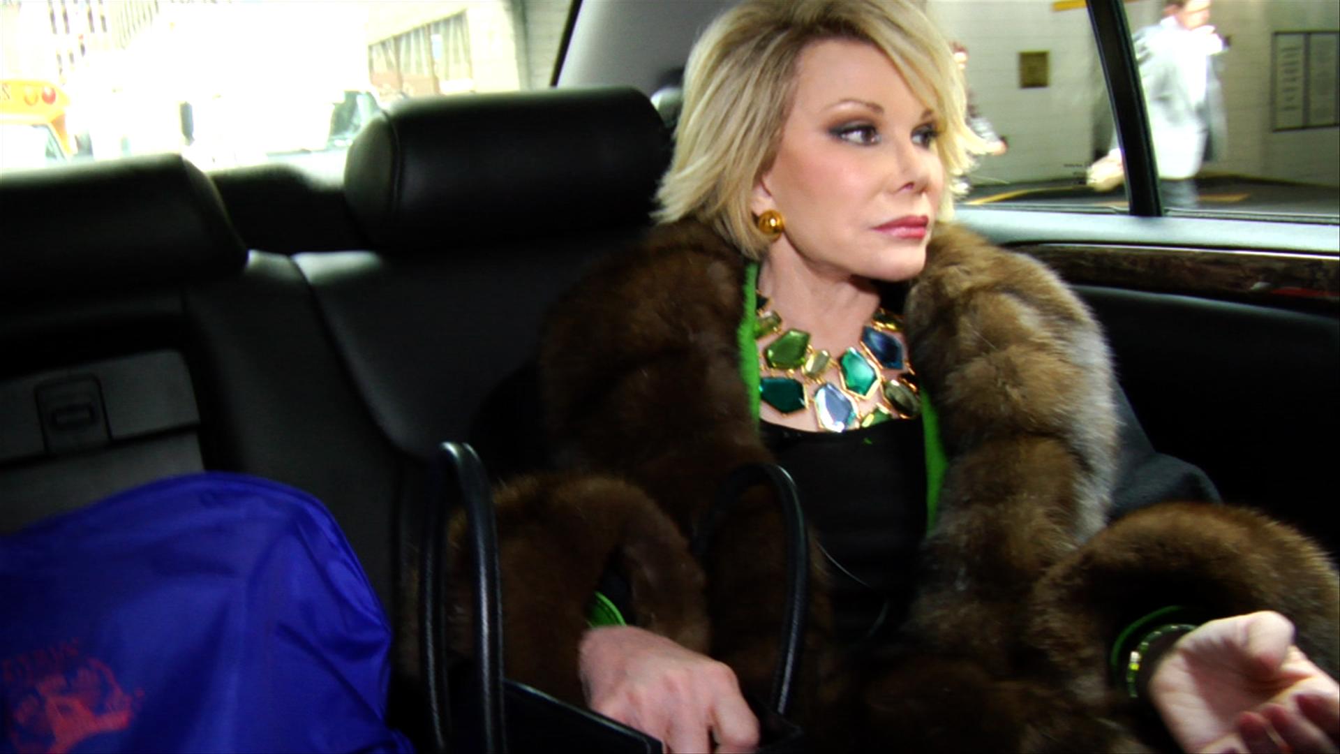 Joan Rivers Fashion police