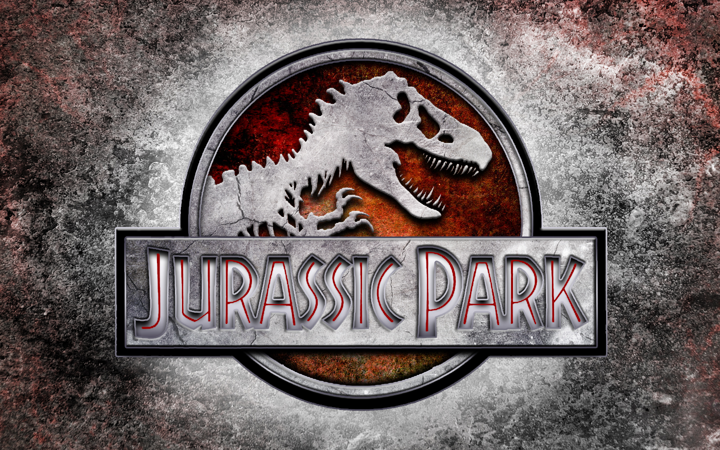 jurassic park logo photos