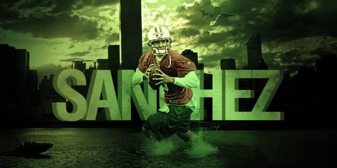 Mark Sanchez New York Jets Wallpaper