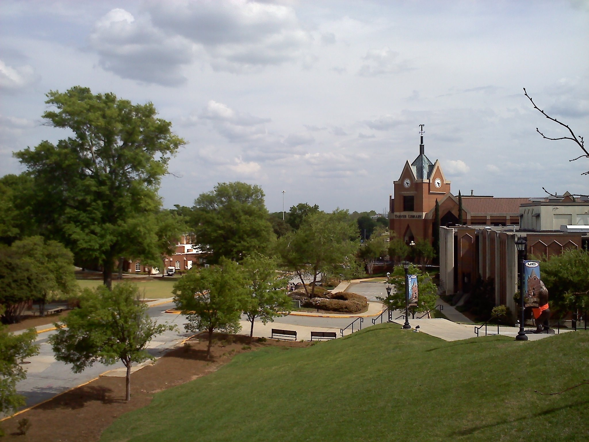 mercer university picture