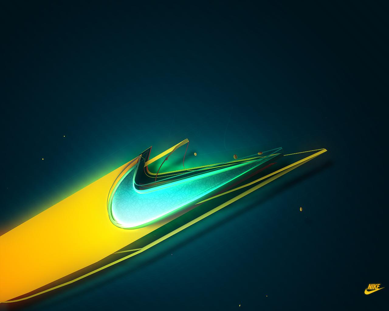 NIke Logo Background