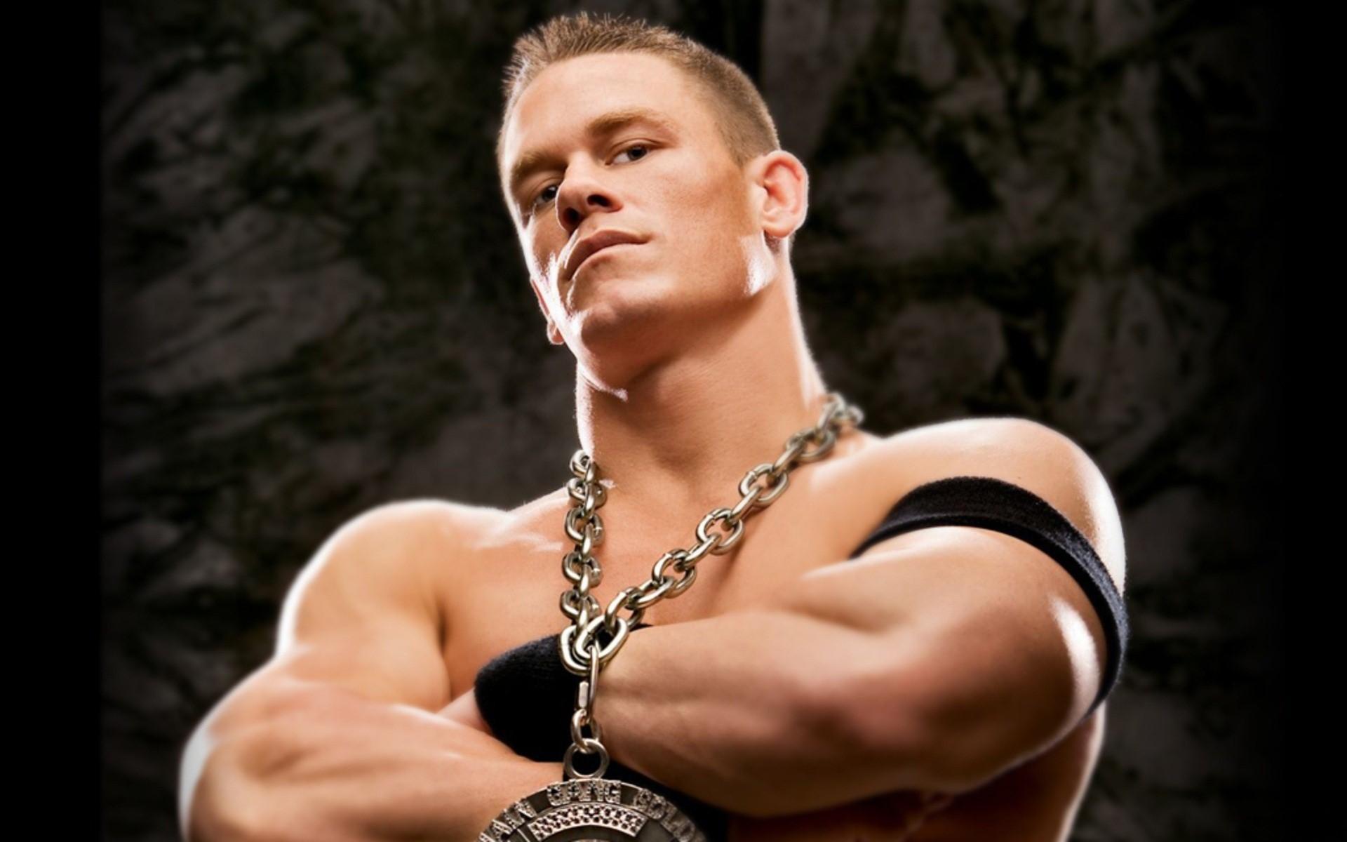 Smart Look of WWE Superstar John Cena