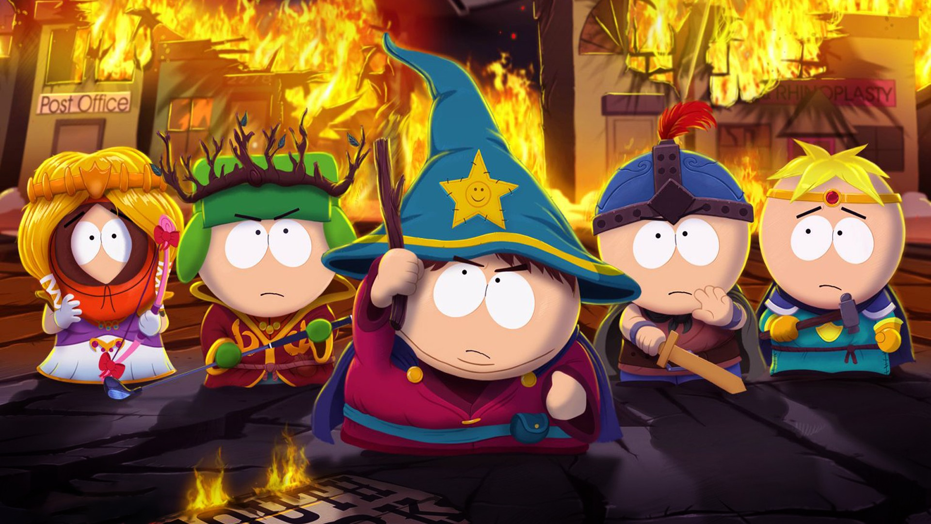 south park stick of truth multiplayer