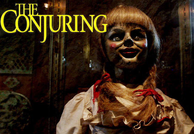 where is the conjuring based