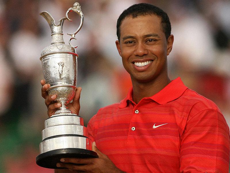 Tiger Woods Images