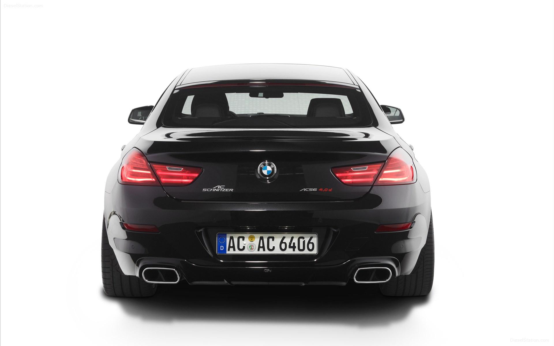 ac schnitzer bmw 6 series 2012