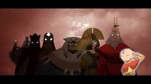 avatar the last airbender evil