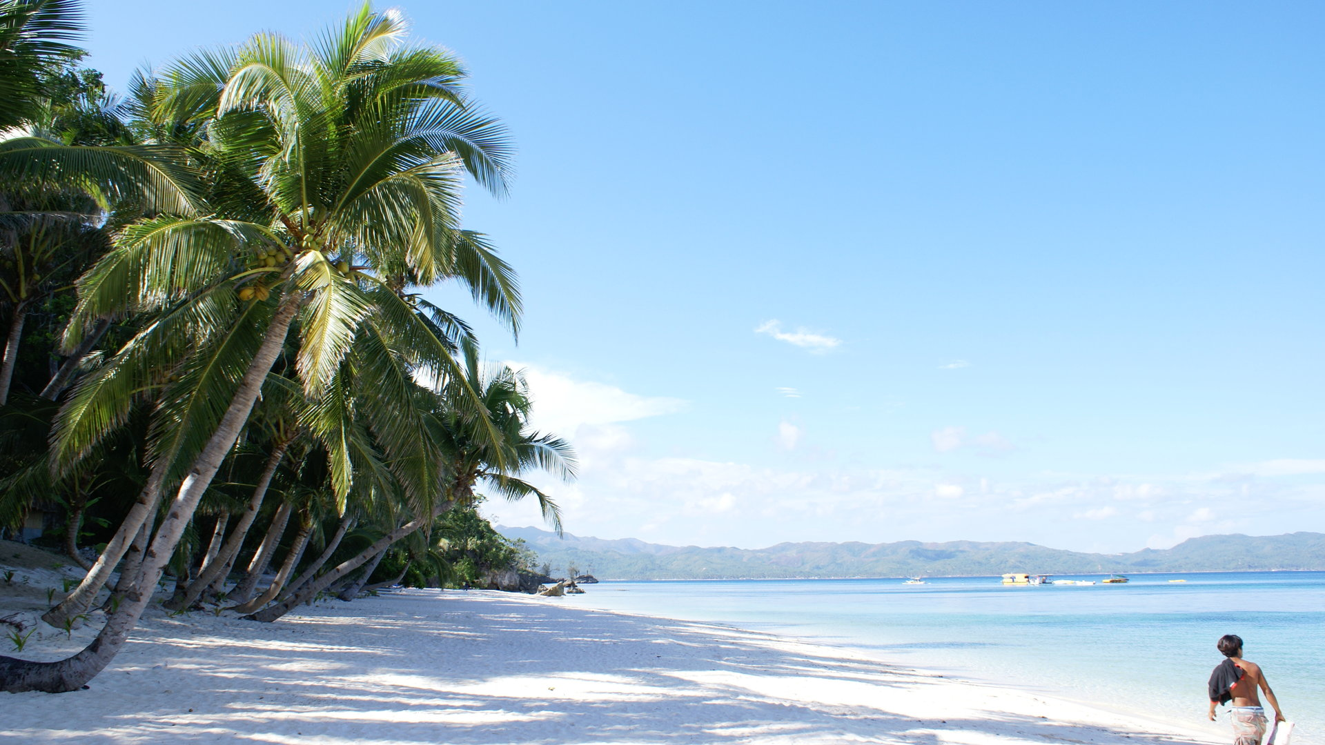 beach island photo