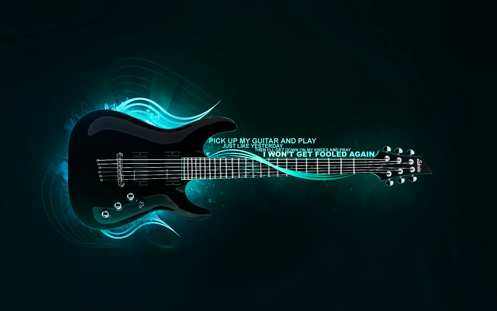 cool guitar images