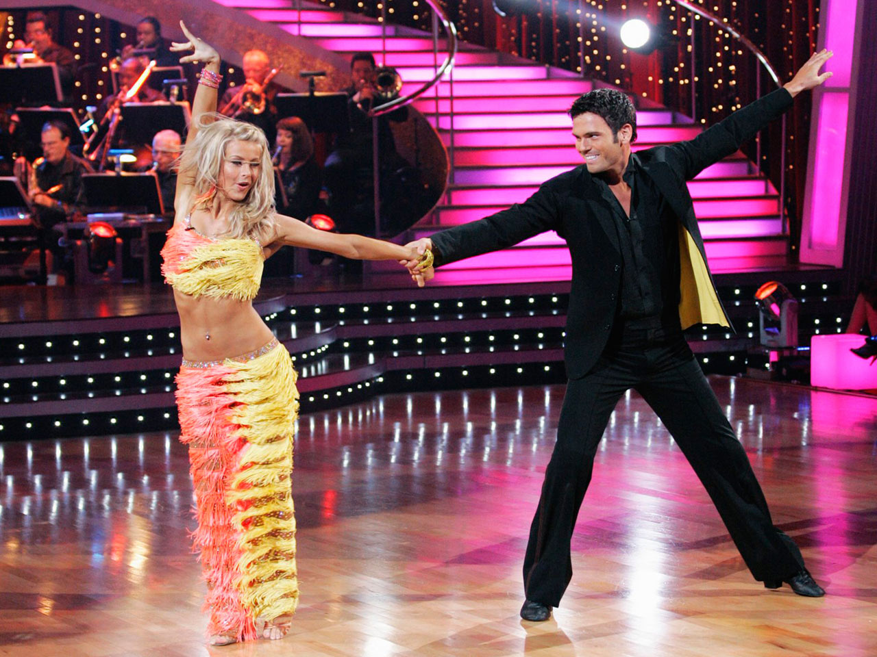 dancing with the stars lineup