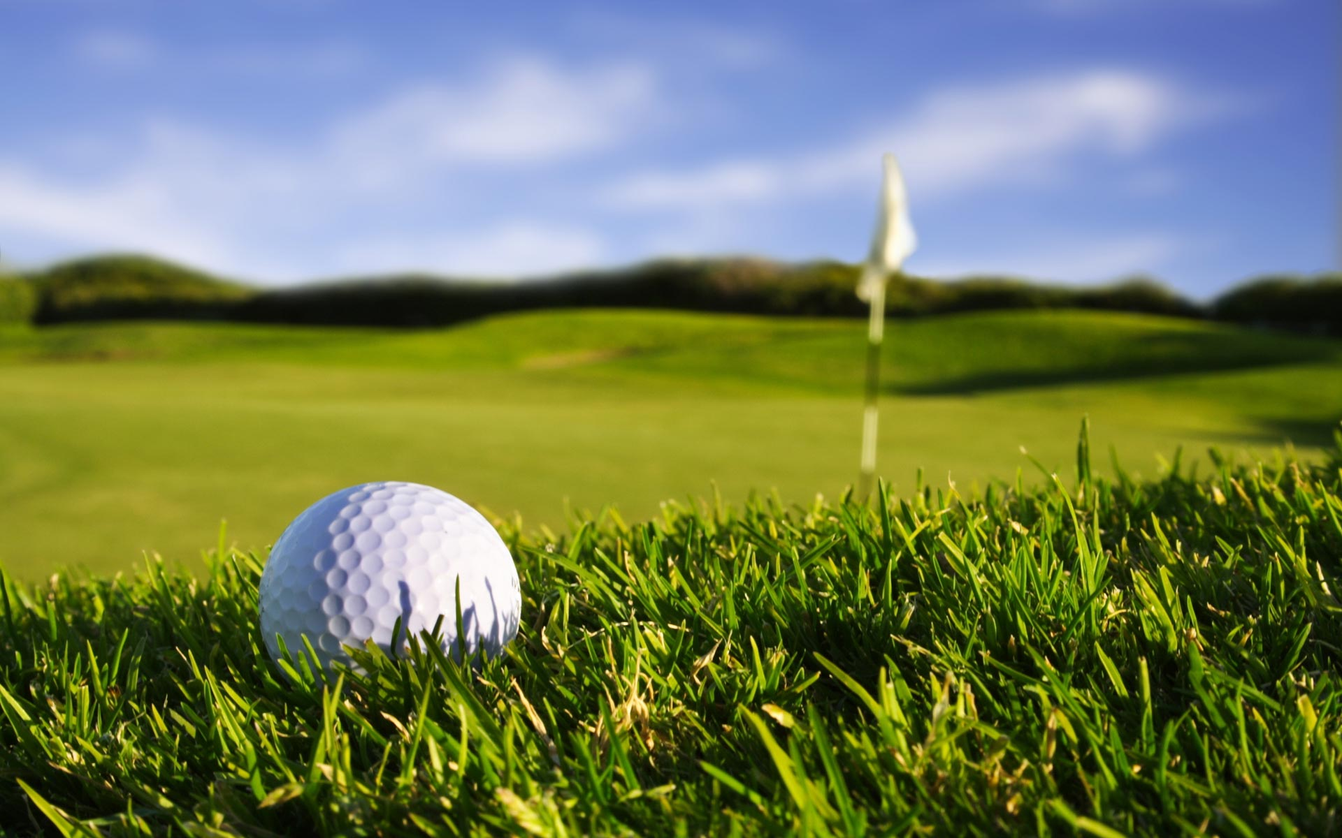golf ground photo
