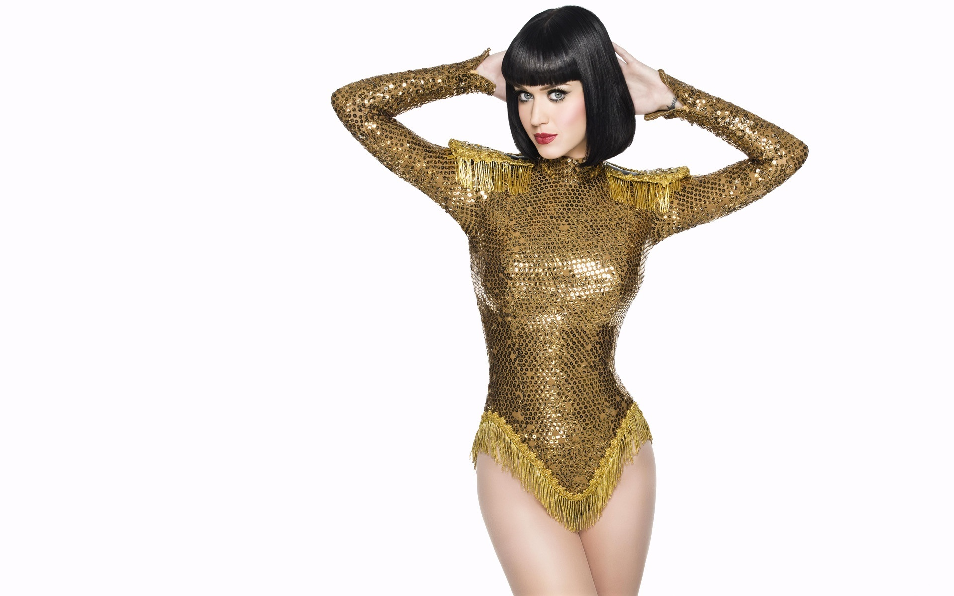 katy perry gold
