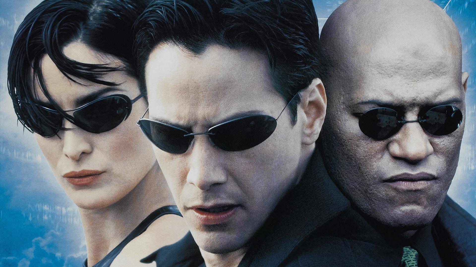 matrix movie characters