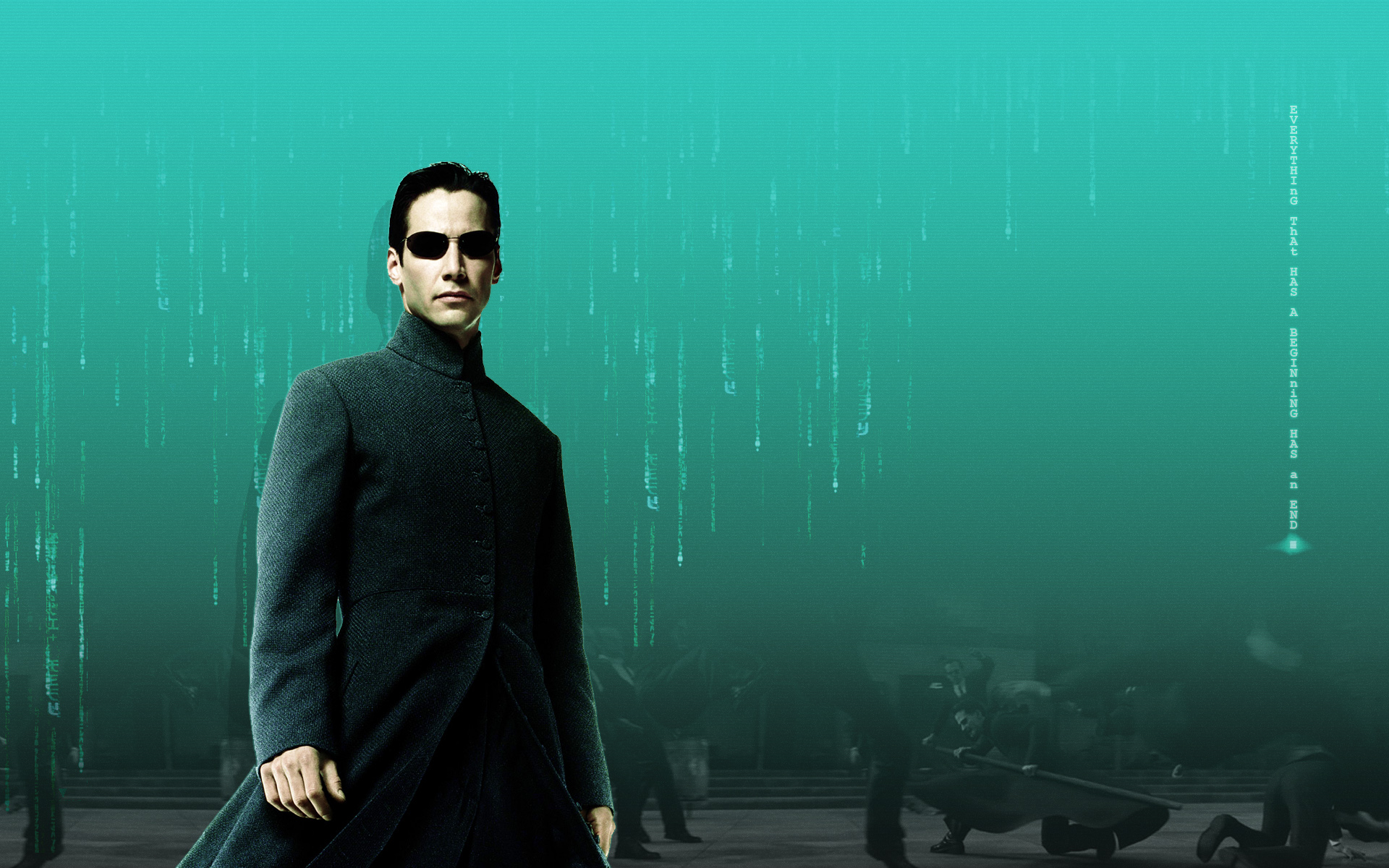 matrix wallpaper