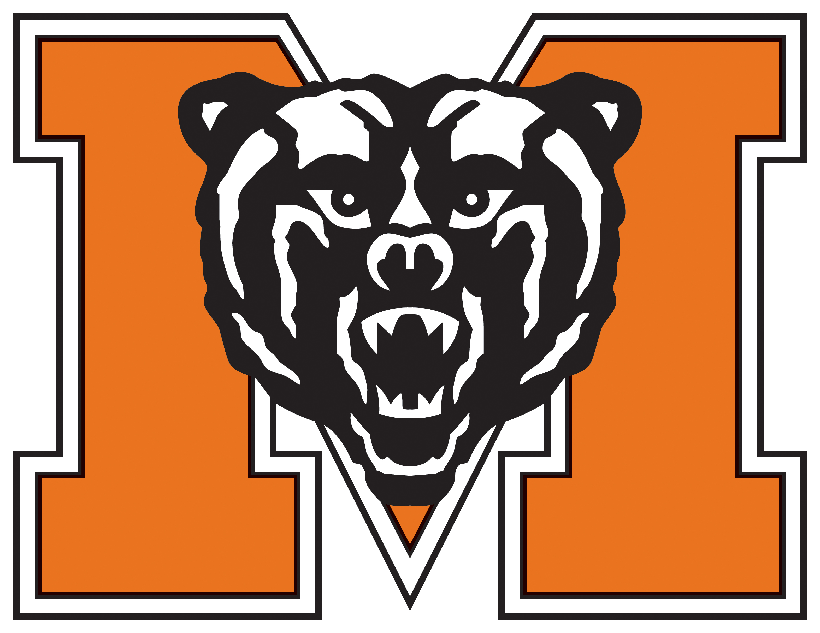 mercer university bears logo
