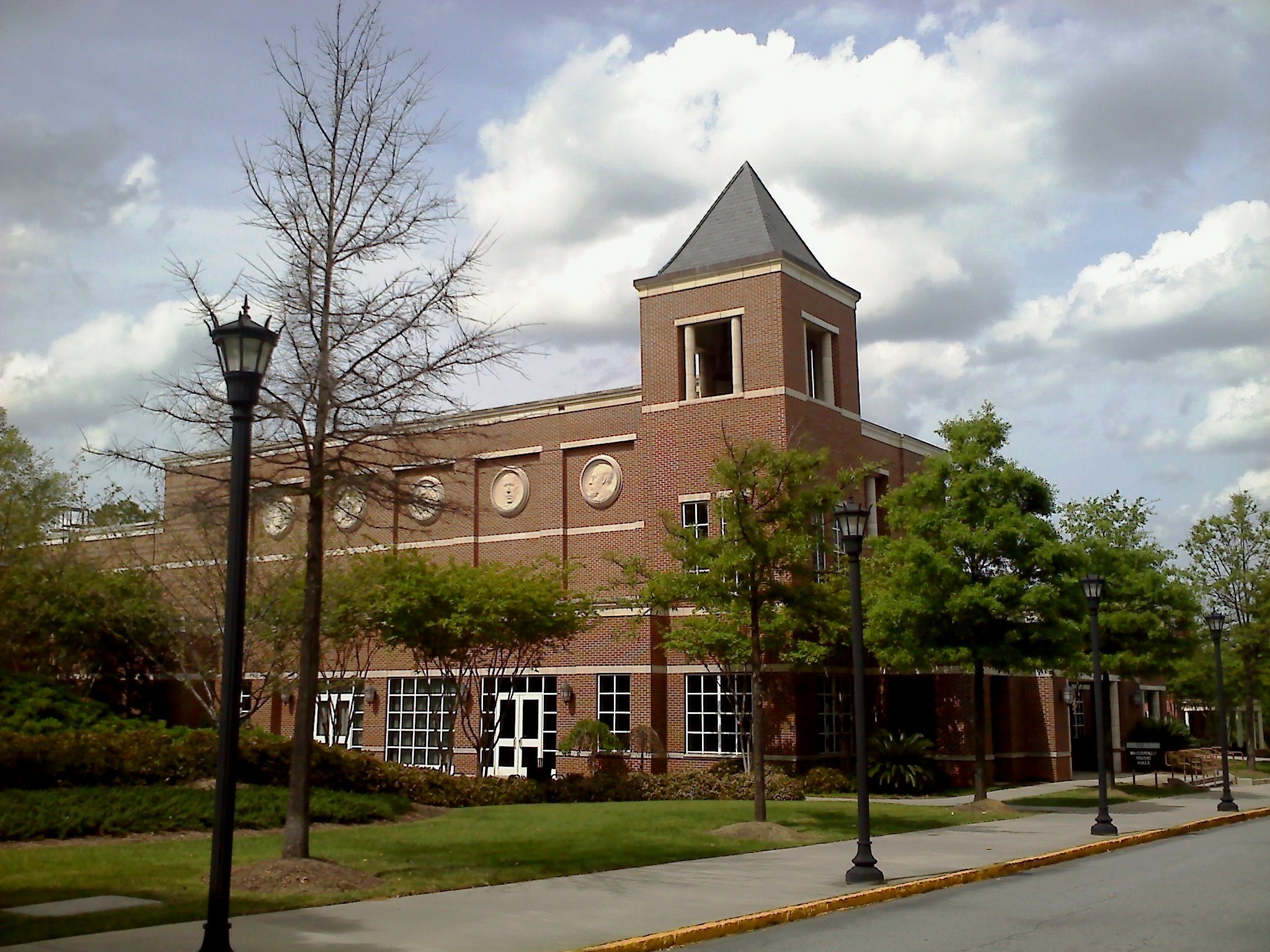 mercer university savannah campus pic