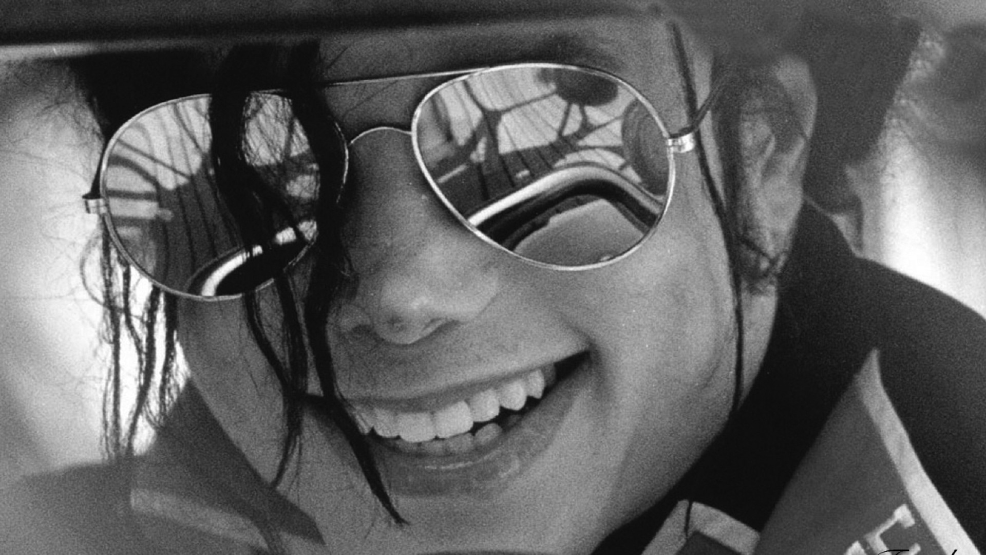 michael jackson sun glasses