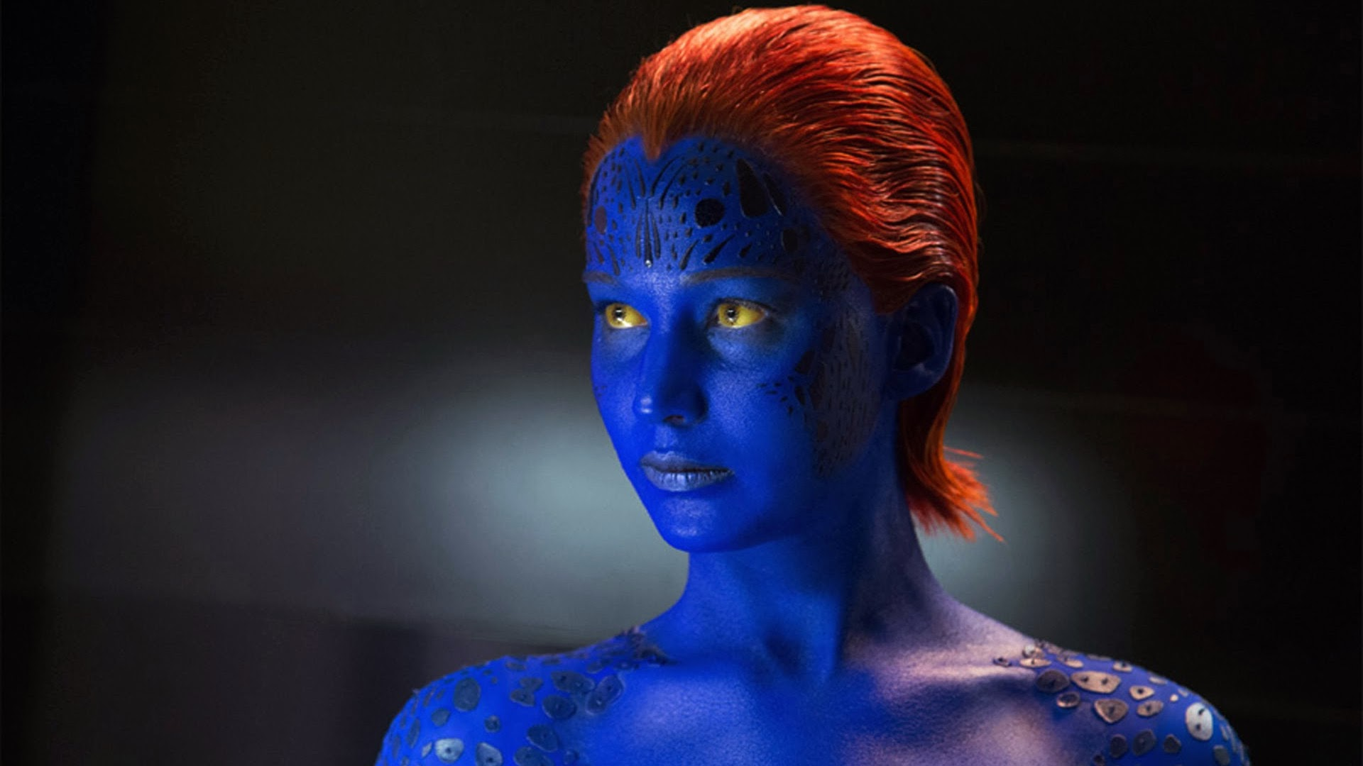 x men days of future past characters