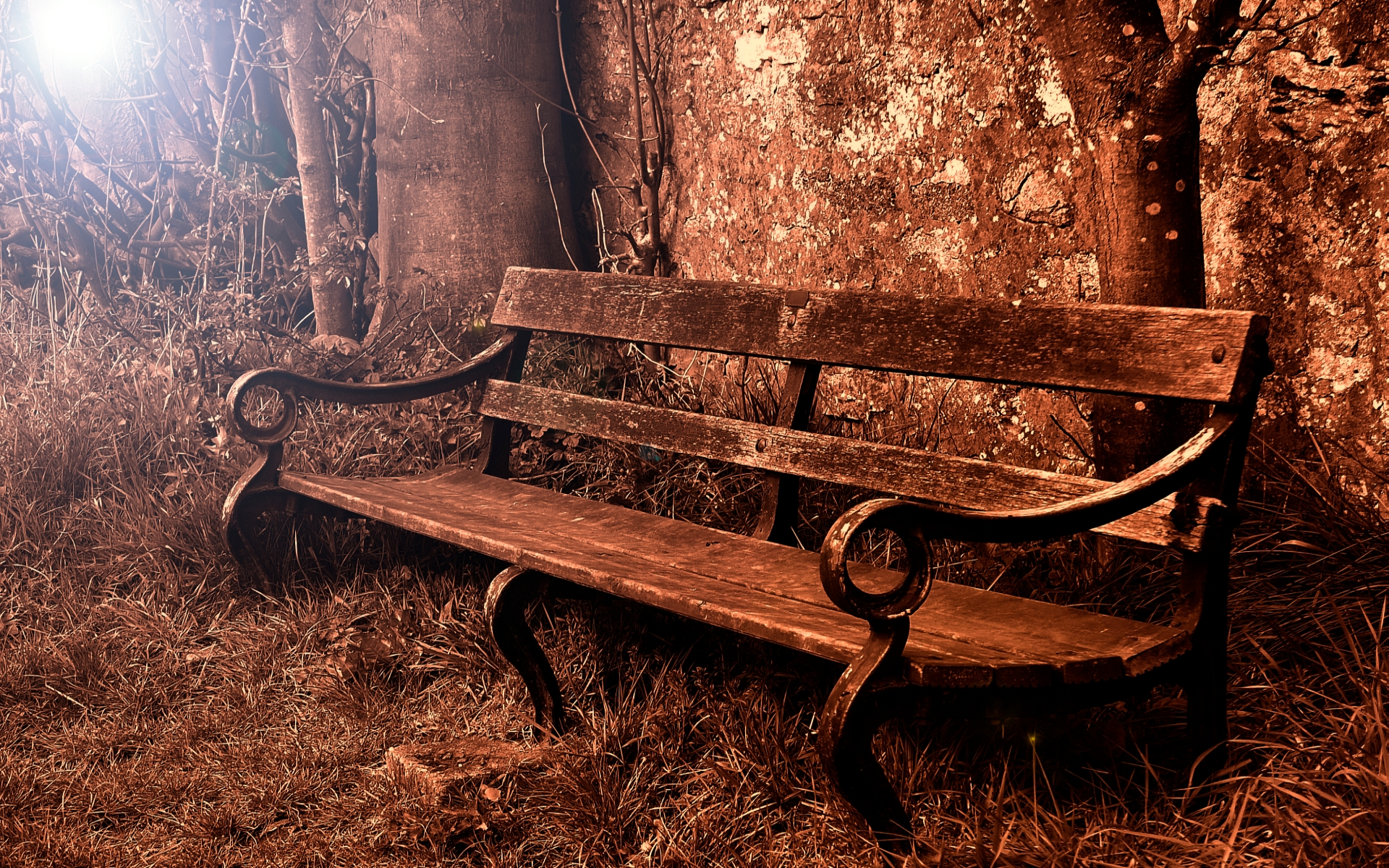 pictures of bench