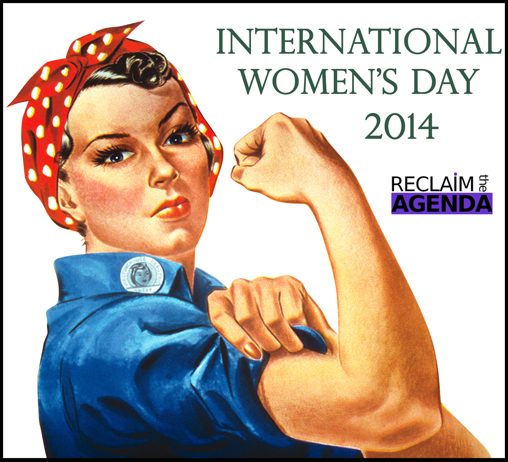 Women's Day 2014 theem and logo