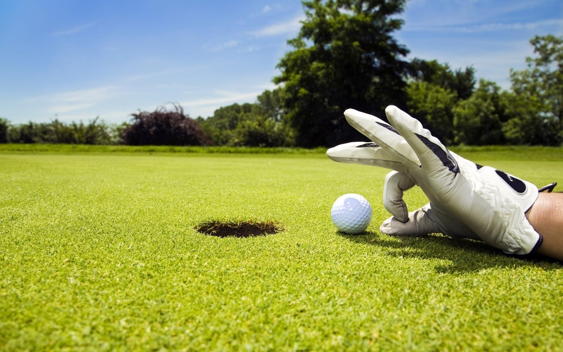 the green golf ground pix