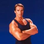 Arnold Schwarzenegger Young