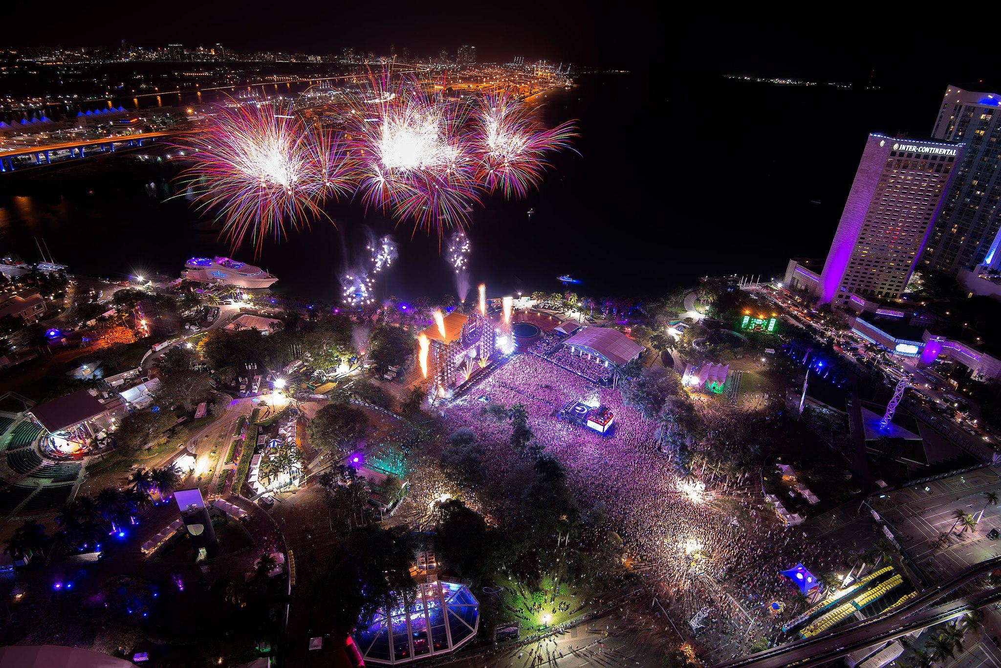Ultra Music Festival Youtube