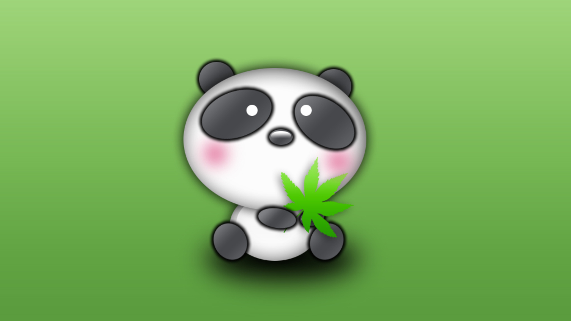 Panda bear wallpapers hd wallpapers - Cute cartoon hd images ...