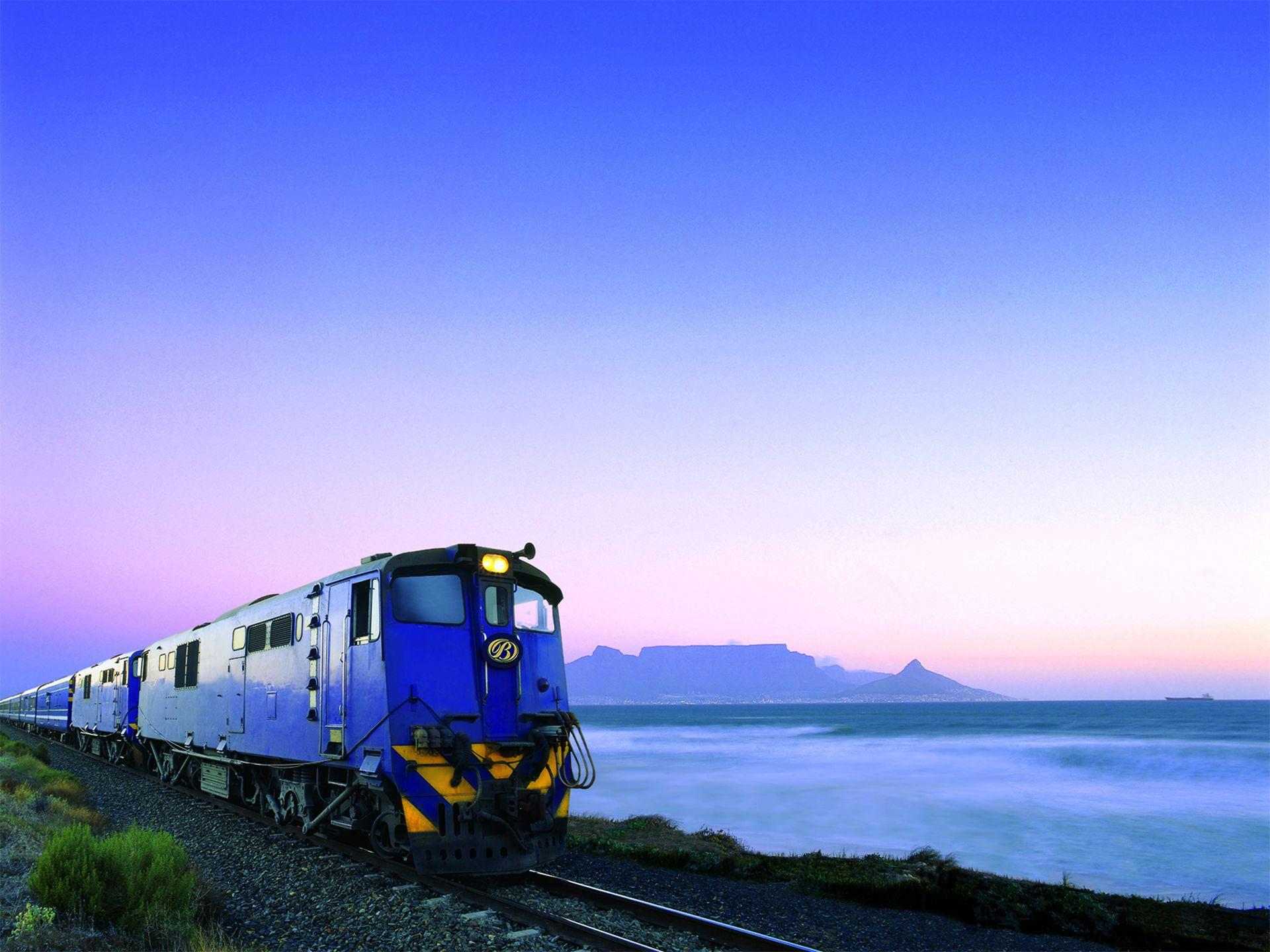 Trains Background