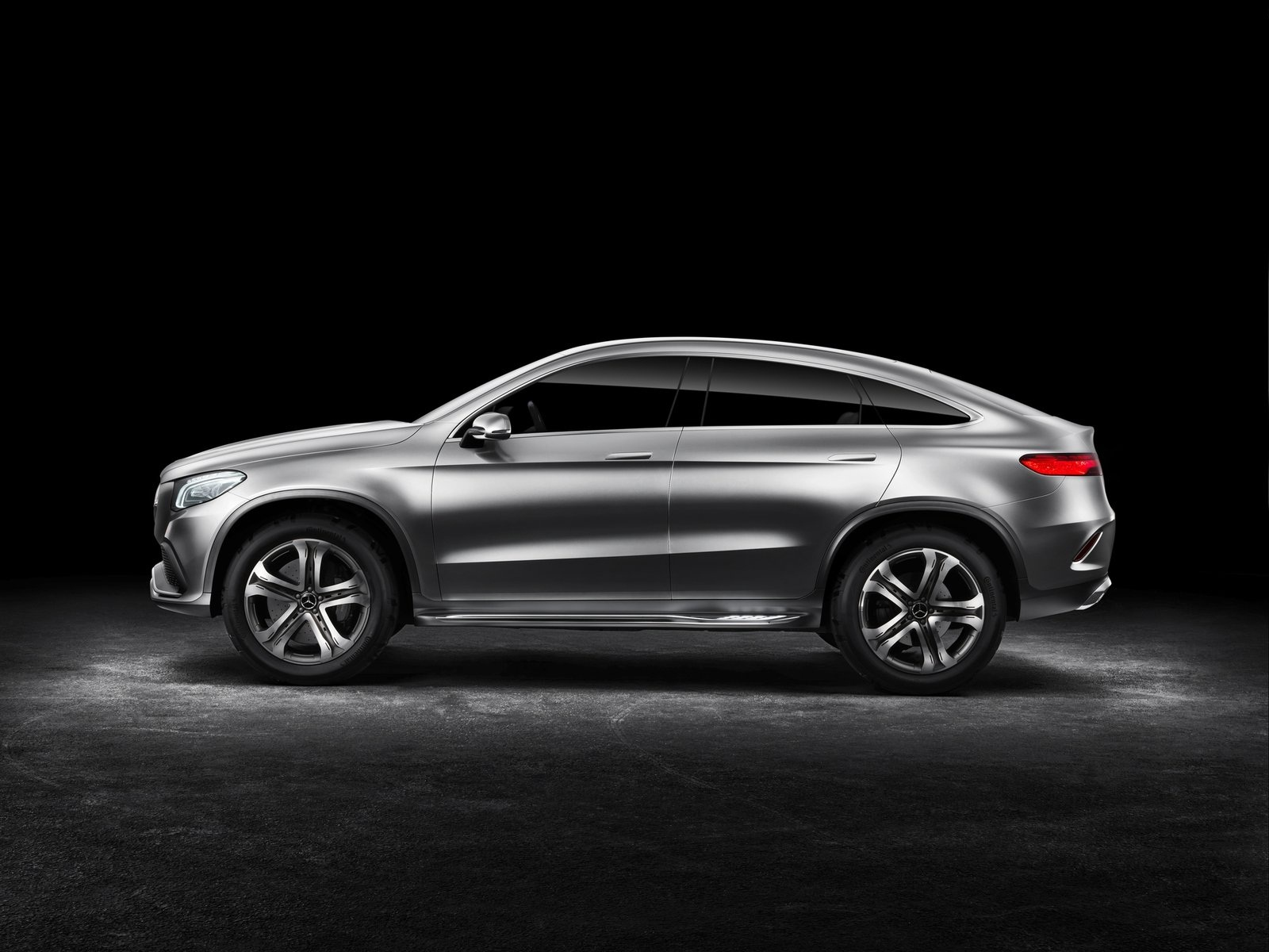 Mercedes Benz Coupe SUV