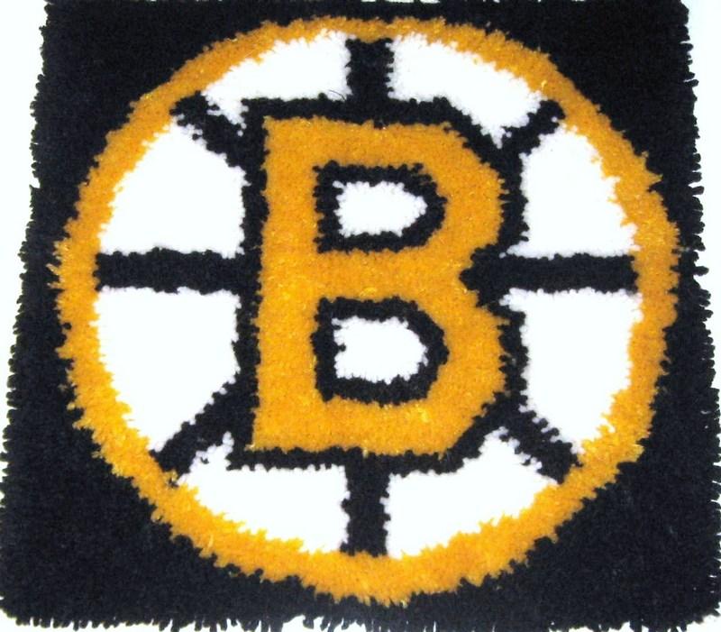 Boston Bruins Logo Dark