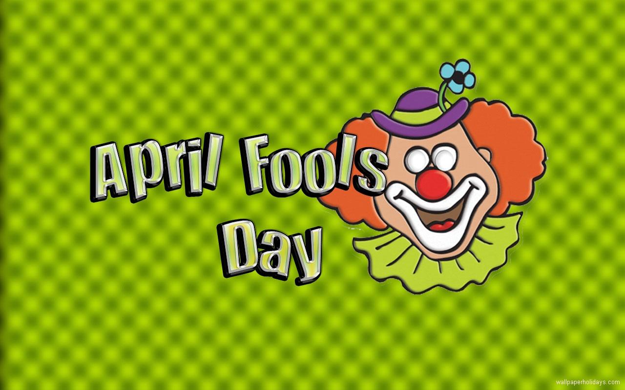 April Fools Hd wallpaper