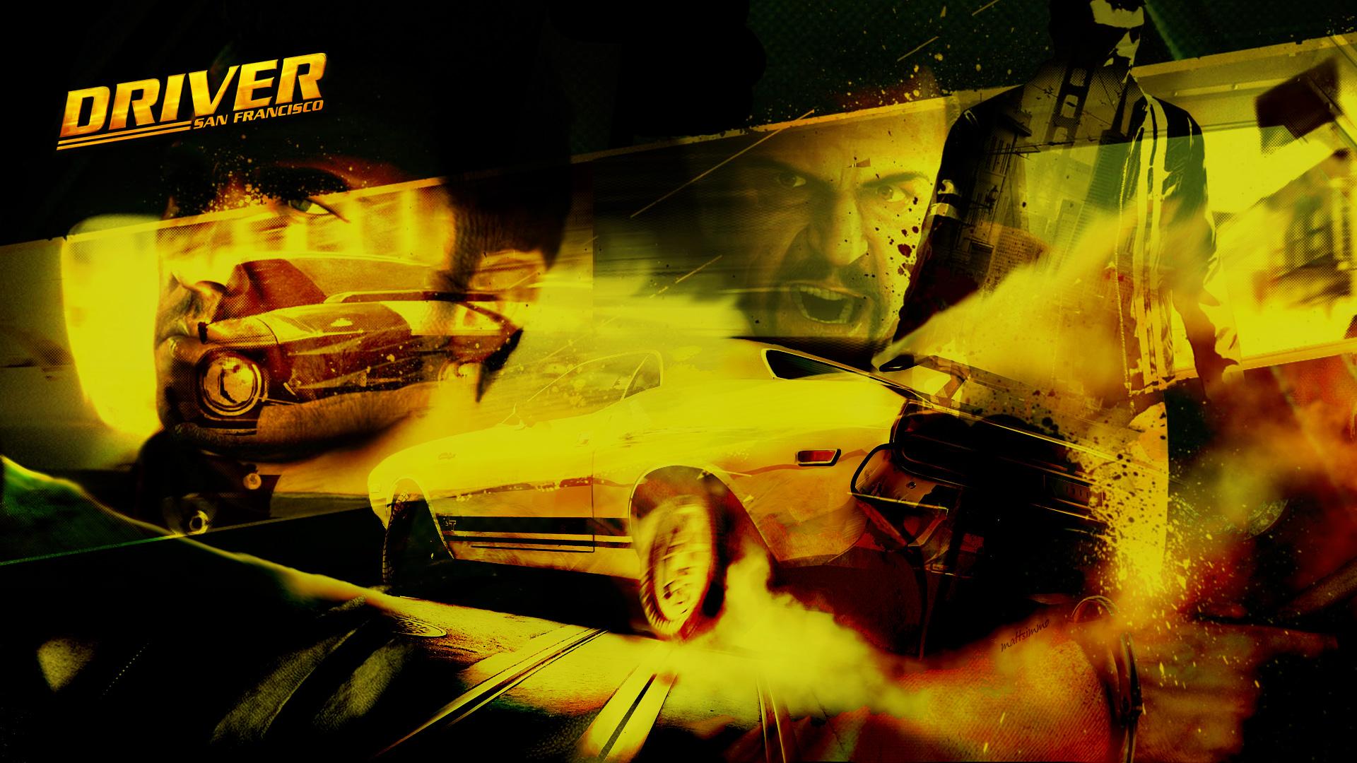 Driver San Francisco Wallpaper