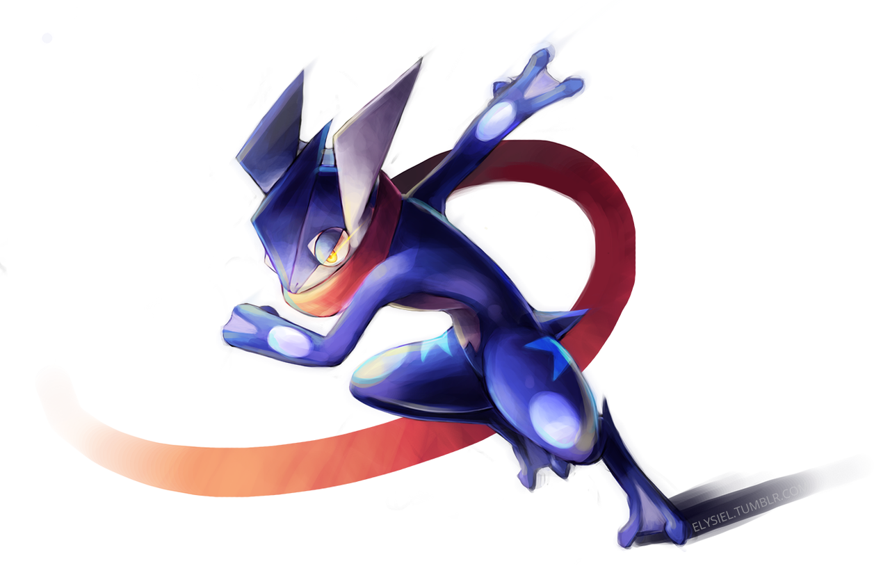 Images of Greninja
