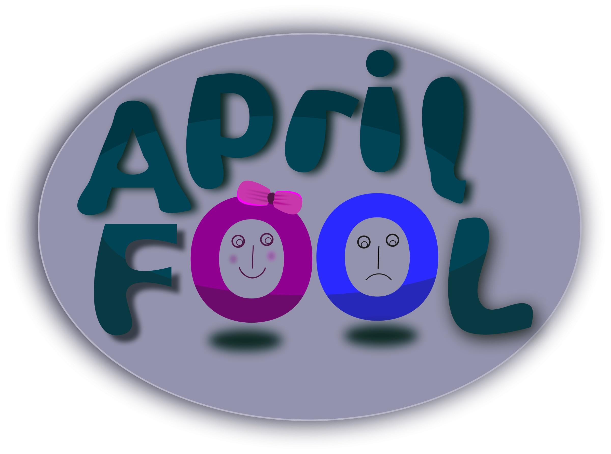 Happy April Fools Days Clip Art