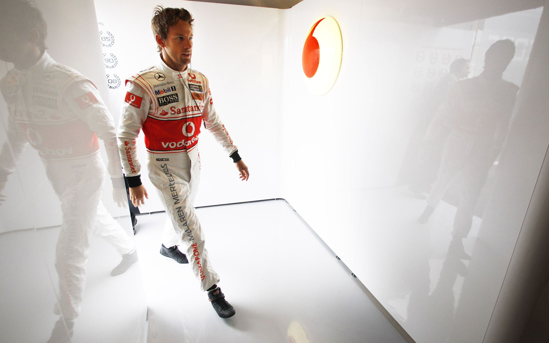 Formula One Player Picture
