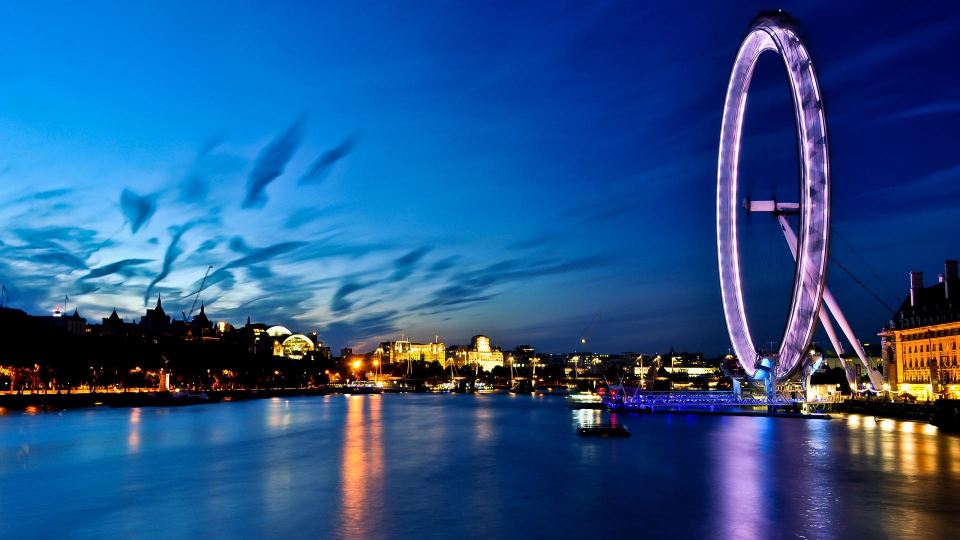 London Eye Lights