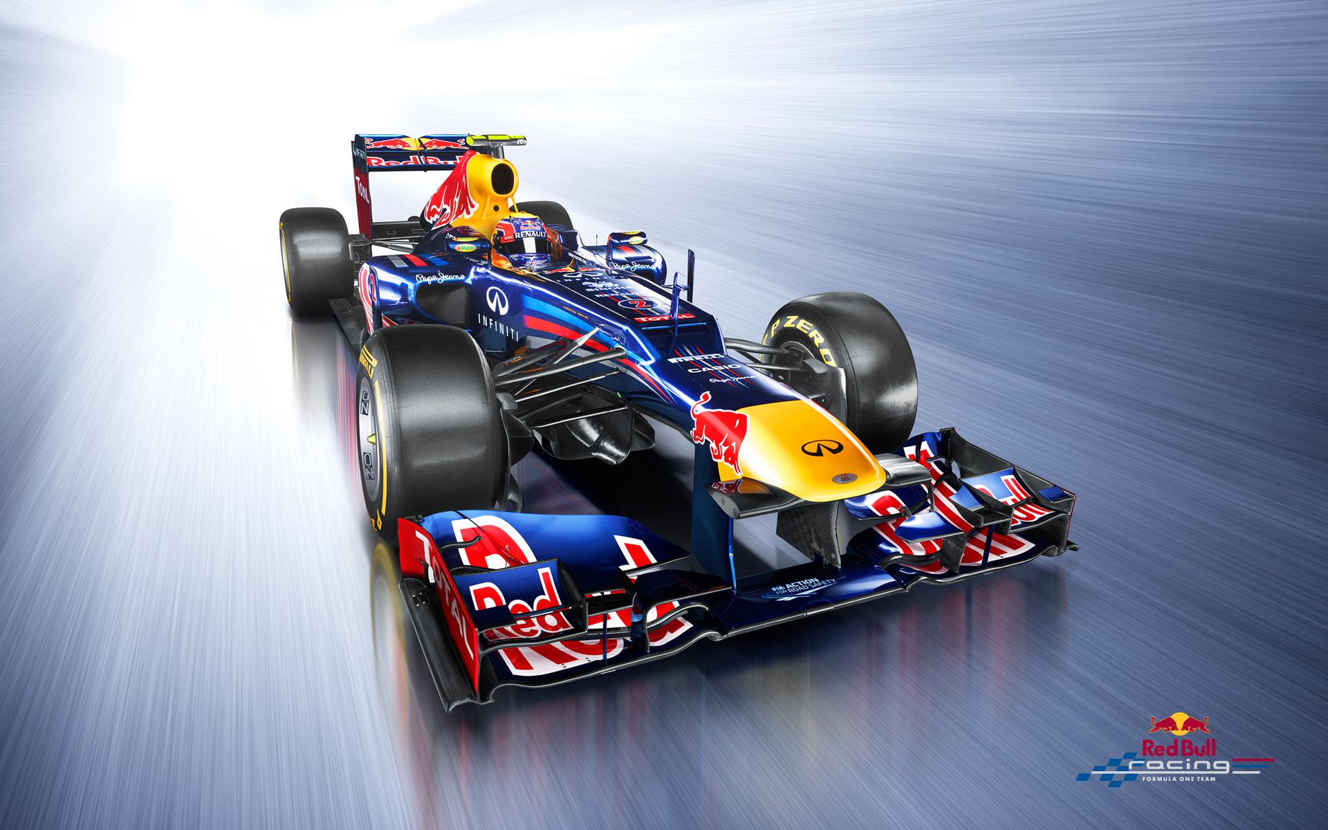 Formula One Webber Car