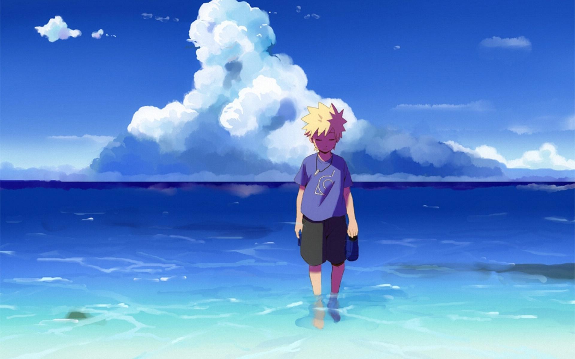 Naruto Beach