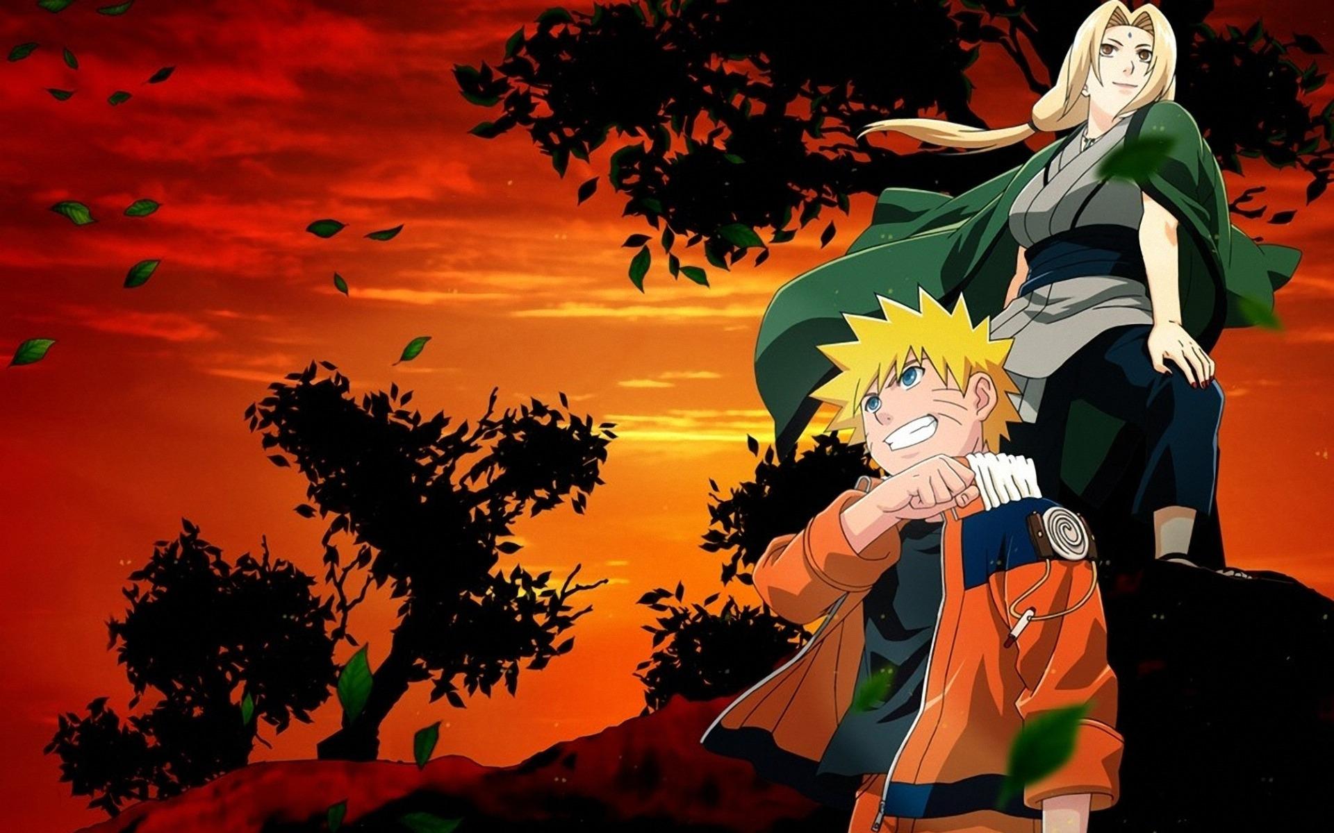 Naruto Tsunade