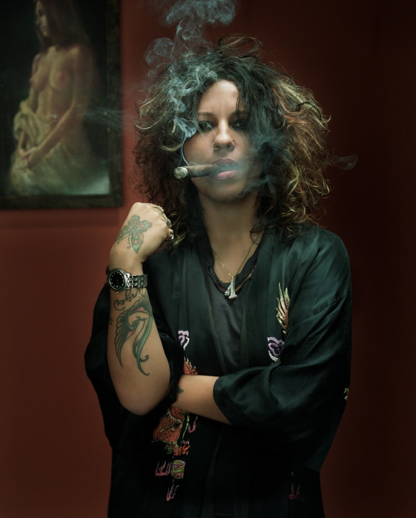 Linda Perry Beautiful Picture