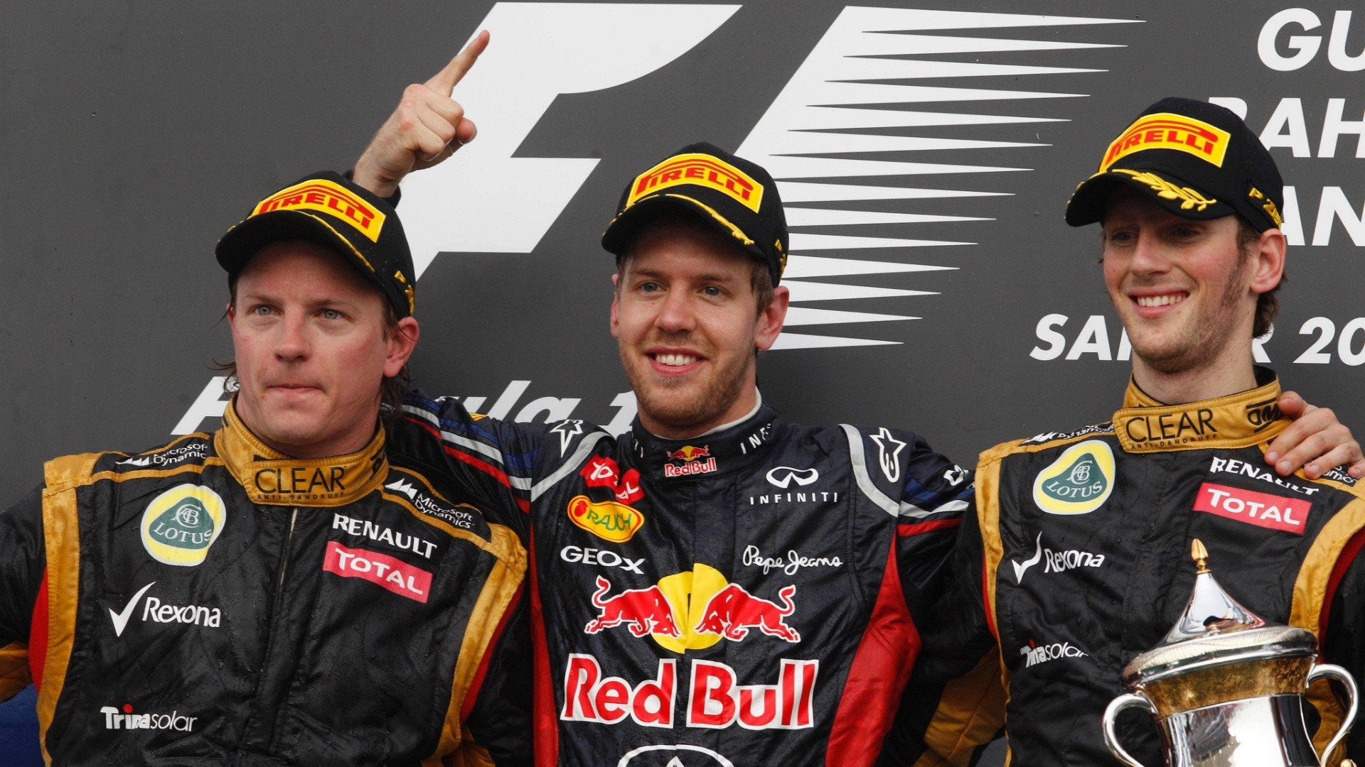 Formula One Winner